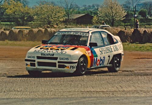 Ynet Website Opel John Welch Rallycross