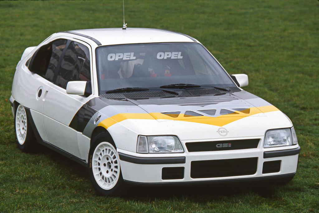 Ynet Website Opel Opel Kadett Rallye 4x4
