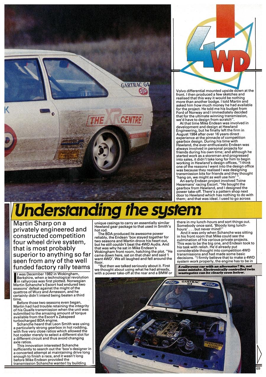 Ynet Website Opel Xtrac 4x4 Gearbox
